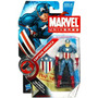 Marvel Universe Captain America Classic -lacrado -redwood
