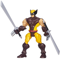Boneco Marvel Super Hero Mashers - Wolverine A8856 - Hasbro