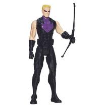 Marvel Titan Hero Series Hawckeye 30 Cm Gavião Arqueiro