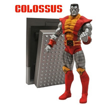 Colossus Marvel Select - Diamond Comics - Pronta Entrega
