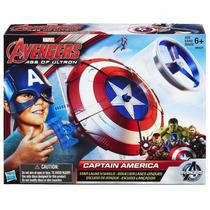 Escudo Lançador Capitão América Avengers Vingadores Hasbro