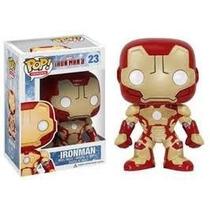 Funko Pop - Homem De Ferro - Iron Man 3 - Marvel Novo