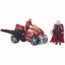 Avengers Vingadores Age Of Ultron Thor E Iron Man Hasbro