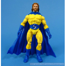 Sentry - Sentinela - Marvel Legends Baf Giant Man - Toy Biz
