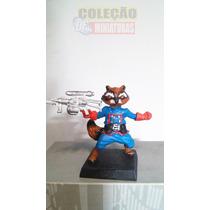Eaglemoss Miniatura Marvel - Rocket Raccon Classic