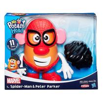 Potato Head As Spider Man Homem Aranha E Peter Parker Hasbro