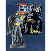 Miniatura Dc Batman Ed. Nº01 - Eaglemoss Brasil