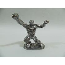 Hulk Figura Em Chumbo - Réplica Do Gulliver