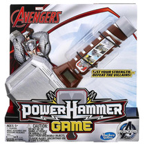 Martelo Jogo Do Poder The Avengers - Thor - Hasbro
