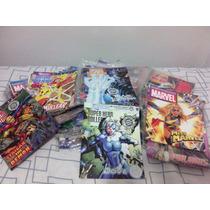 Eaglemoss Revistas Marvel E Dc Miniaturas Super-herois