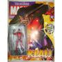Classic Marvel Figurine Collection #130 Garra Sônica! Novo!