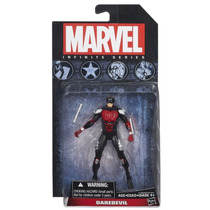 Marvel Universe Series Infinite Daredevil !