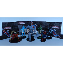 Playset Marvel Ulrimate Spider-man - Disney Store - Novo