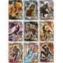 Coleção Inc-cards /marvel-wolverine E X-men- Da Elma Chips