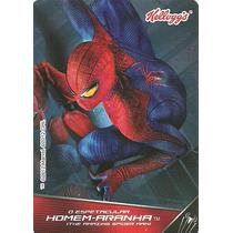Cards O Espetacular Homem Aranha - Lote Com 6