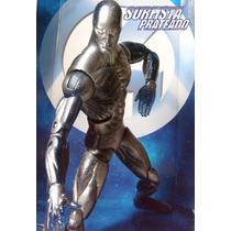 Silver Surf - Surfista Prateado - Marvel Fantastic Four 30cm