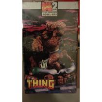 Model Kit The Thing Marvel Comics Toy Biz