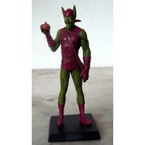 Coleção De Miniaturas Marvel - Duende Verde