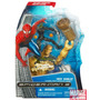 Spider-man 3 - New Goblin With Sand Compound - Hasbro 12 Cm