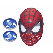 Máscara De Visão Eletrônica Homem Aranha - Hasbro