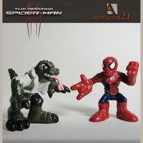 Amazing Spider-man Super Hero Squad Espetacular Homem Aranha