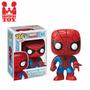 Pop! Marvel Universe Spider-man Funko Pronta Entrega