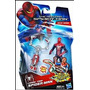 Spider Man Lizard Trap Homem Aranha Movie Serie Hasbro