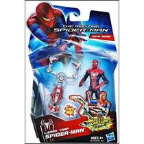 Spider Man Lizard Trap Homem Aranha Movie Serie Hasbro