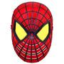 Máscara Homen Aranha Emite Vários Sons E Luzes Hasbro