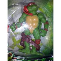 Boneco Brinquedo P/ Colecionador As Tartarugas Ninja Raphael