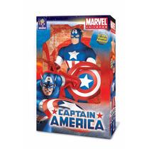 Boneco Capitão America Marvel Gigante 55cm / Mimo 0454