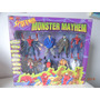 Spider Man - Box Monster Mayhem - Raro 1998 - Comic Toy Biz