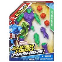 Boneco Marvel Super Hero Mashers Duende Verde Hasbro
