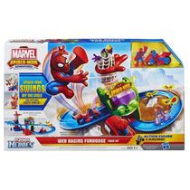 Playskool Heroes Spiderman Adventures Parque De Diversões