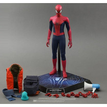Tk0 Toy Hot Toys Marvel Amazing Spider-man 2 / Homem Aranha