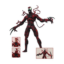 Carnage Homem Aranha Marvel Select Comics Dc Heroi Filme