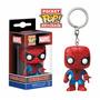 Pocket Pop! Chaveiro Spider Man - Funko