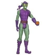 Duende Verde Ultimate Spider-man Titans Series Boneco 12º