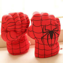Par De Luvas Do Homem Aranha
