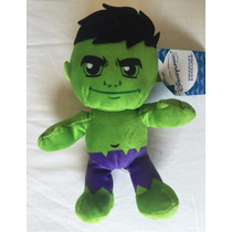 Hulk De Pelúcia - 20cm - Produto Oficial E Licencia