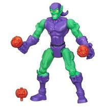 Boneco Duende Verde Green Goblin Marvel Super-hero Mashers