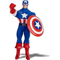 Boneco Marvel Capitão América Gigante 55 Cm - Mimo