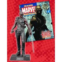 Coleção De Miniaturas Marvel #06 Blade - Gibiteria Bonellihq