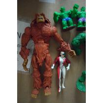 Hulk Sasquash Tropa Alfa Marvel 20cm