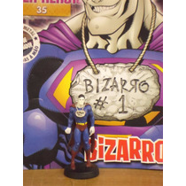 Coleção Miniaturas Dc Comics Edição 35 Bizarro