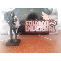 Coleção Miniaturas Marvel Edição 85 Soldado Invernal