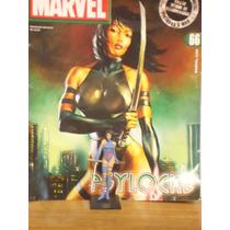 Coleção Miniaturas Marvel Edição 66 Psylocke