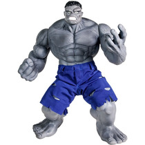 Boneco Hulk Cinza Premium Gigante - Mimo - Marvel
