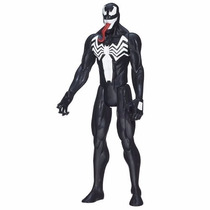 Venom Boneco Marvel Spider-man Titan 30cm - Hasbro