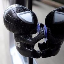 Boneco Homem Aranha Com Ventosas Para Fixar Vidro Ou Carro 2